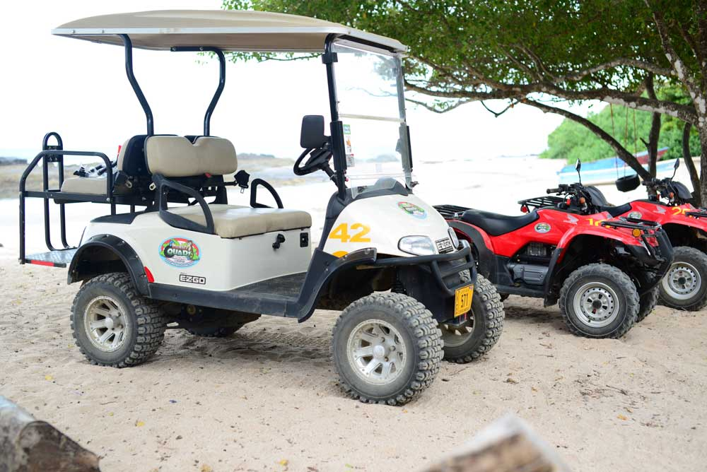 Monkey Quads ATV and Jungle Cart Rentals | Nosara, Costa Rica
