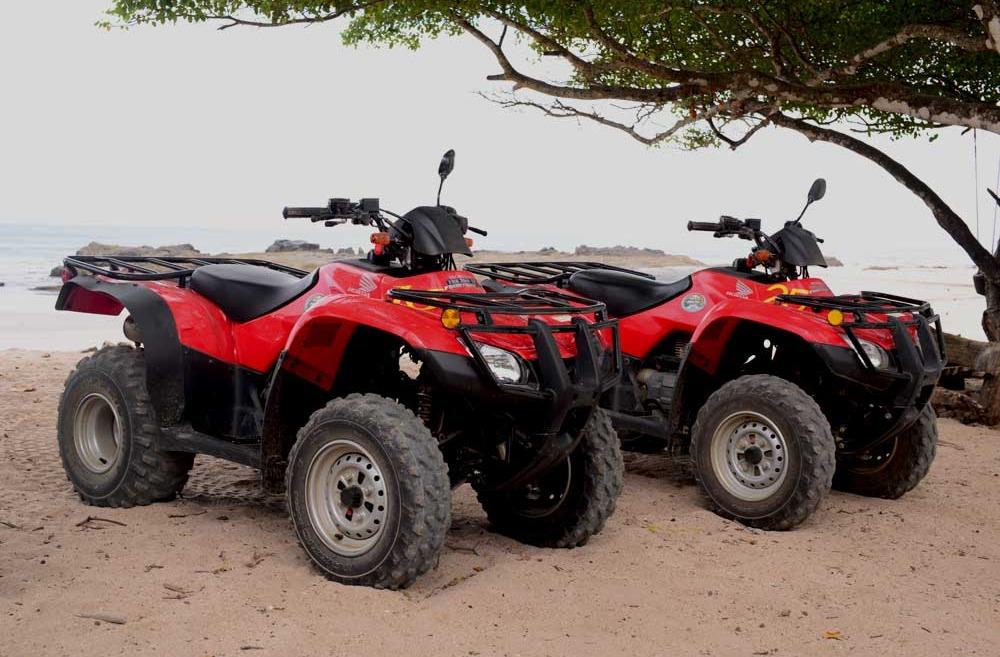 Quad & ATV Rentals | Monkey Quads | Nosara, Costa Rica
