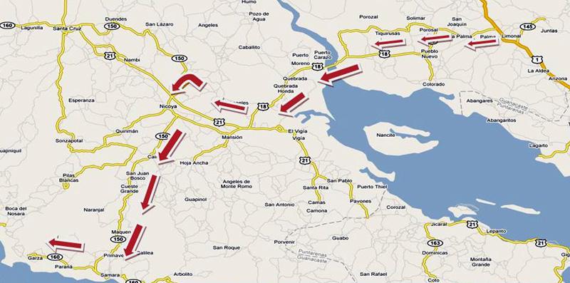 richard map