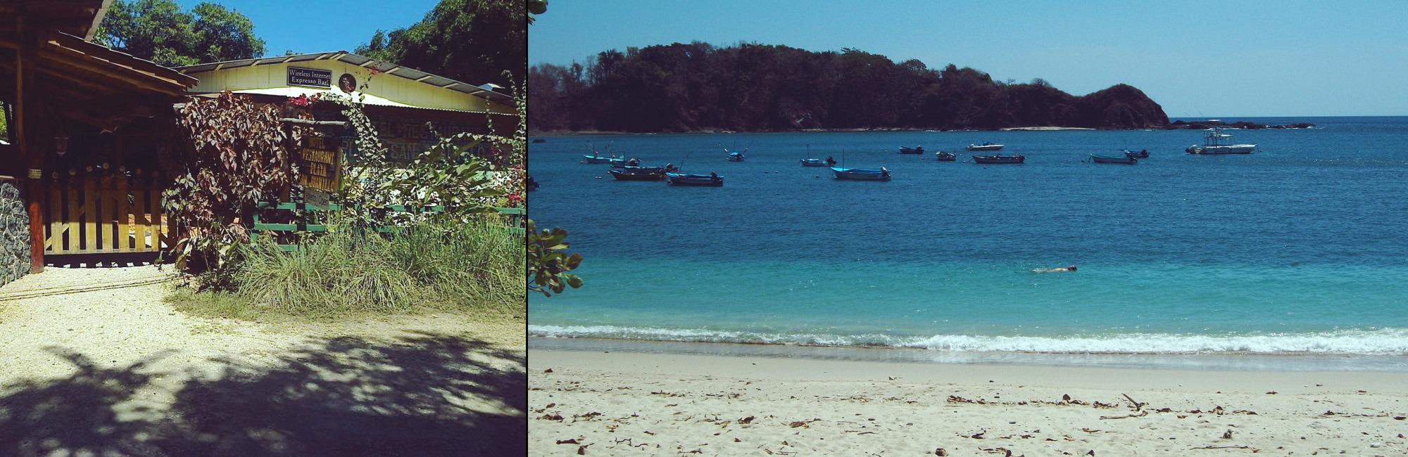 San Juanillo Snorkeling Tour | Monkey Quads | Costa Rica